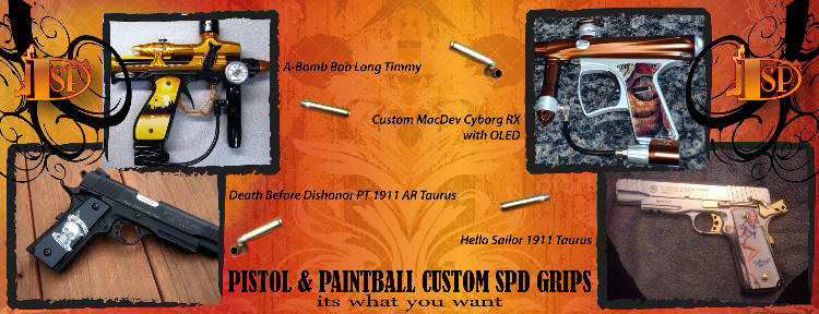 Click to Purchase SPD Custom Grips